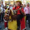 Ben de Muzikant te Paard